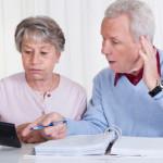 image - shocked senior couple delayed retirement by 10 years
